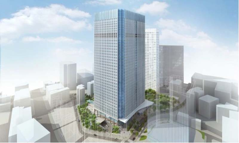 98 large scaled developments of 100 000m2 plus for 100 floors floor 98