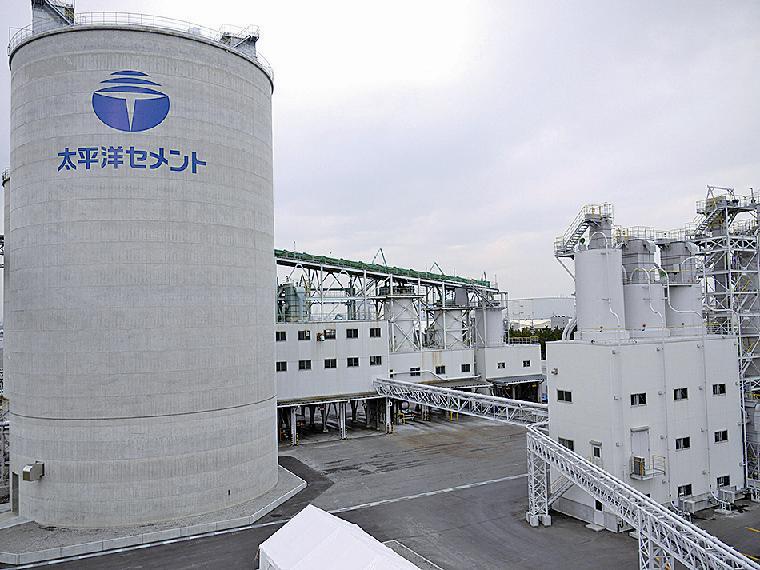 太平洋セメント/東京SS(東京都江東区)の新サイロ完成/五輪需要 ...