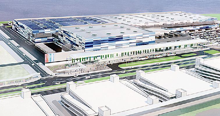 愛知県国際展示場