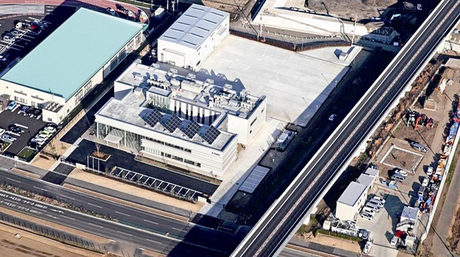 ライト工業/R&Dセンター(茨城県つくば市)が完成/技術開発部門を ...