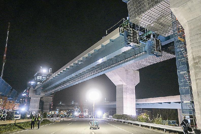 工事 新 東名 高速 道路