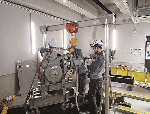 サービス ビル 三菱 電機 テクノ